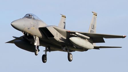 The loud noise heard over Suffolk was not casued by a fighter jet, the MoD have confirmed. Picture: