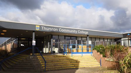 Thurston Community College's new multi-use sports pitch and car park has been approved Picture: GREG