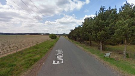 A woman is in hospital following a collision in Barnham this morning Picture: GOOGLE MAPS