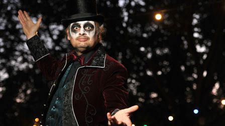 Scaresville, which has taken place every year at Suffolk's Kentwell Hall since 2007, has been cancel