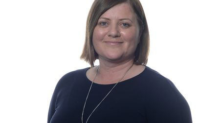 Penny Cason, allied health professional lead at ESNEFT Picture: WARREN PAGE/PAGEPIX LTD/ESNEFT