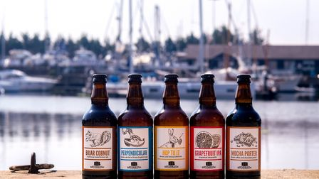 Beer fans across Ipswich can now enjoy Briarbank's range of craft beers thanks to its recently-launc
