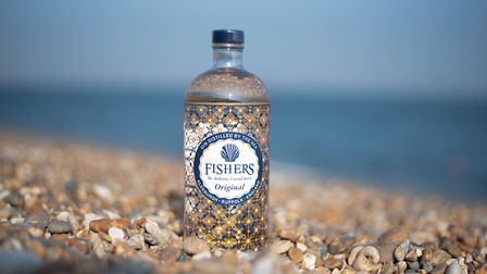 The new distillery sits just metres away from Aldeburgh beach Picture: SARAH LUCY BROWN