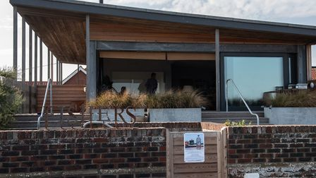 Fishers Gin have a new distillery in Aldeburgh Picture: SARAH LUCY BROWN