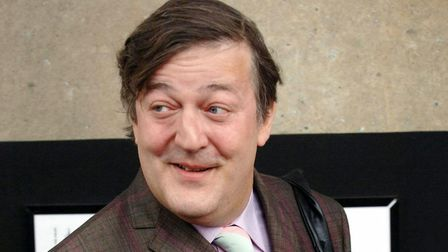 Stephen Fry is joining the all-star cast of What A Carve up! Photo: Stefan Rousseau/PA.