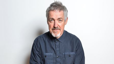 Griff Rhys Jones who is joining the New Wolsey's online play What A Carve Up! this autumn Picture: