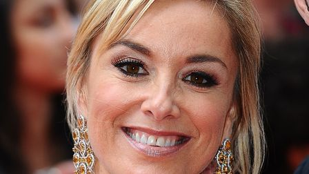 Former EastEnder Tamzin Outhwaite who is joining the cast of lthe New Wolsey co-production What A Ca