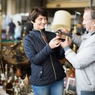 Visiting antique shops is a great way to spend a weekend Picture: Getty Images
