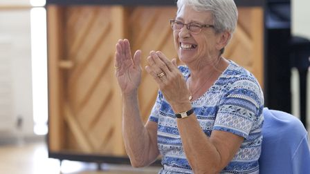 DanceEast's Dance for Parkinson�s classes have moved online to keep offering the benefits of using l