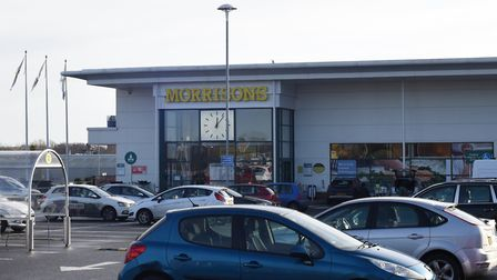 Morrisons became the first supermarket to re-introduce restrictions on key products this week. Pictu