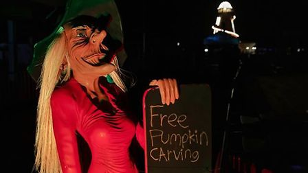 Clacton Pier is hosting a fang-tastic Halloween festival for families in October. Picture: CLACTON P