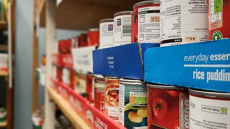 The hardship fund supporting families with food parcels, fuel vouchers and other essentials will con