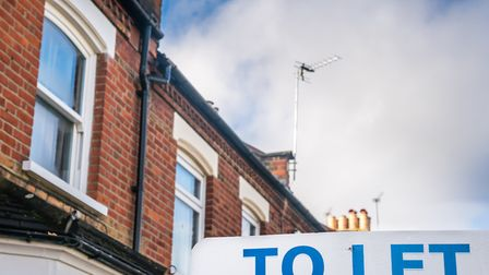Rents across Suffolk fell by 10.5% over lockdown Picture: GETTY IMAGES/ISTOCKPHOTO