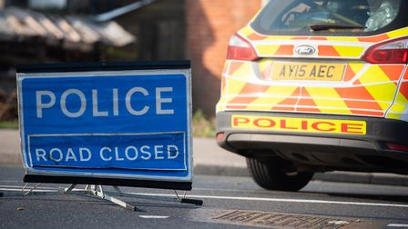 Emergency crews were called to the scene of a collision in Mill Lane, Layham (stock photo) Picture: