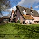 This four-bedroom detached cottage in Blo Norton near Diss is on the market for £650,000. Picture: F