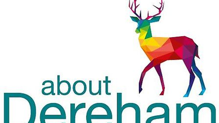 Logo for aboutDereham partnership, a not-for-profit organisation run by volunteers. Picture: aboutDe