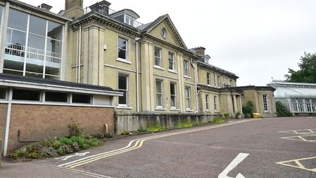 Norfolk Coroner's Court at Carrow House, Norwich. Picture: ANTONY KELLY
