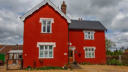 The Forge House in Yaxham, near Dereham, has been awarded a Trip Advisor Travellers' Choice 2020 awa
