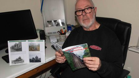 Mid Norfolk Railway volunteer Ian McDonald has written a book about Flying Scotsman, which is due to