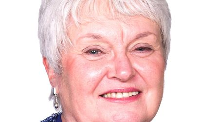 Yvonne Bendle, South Norfolk Councillor and cabinet member for health, housing and well-being. Pictu