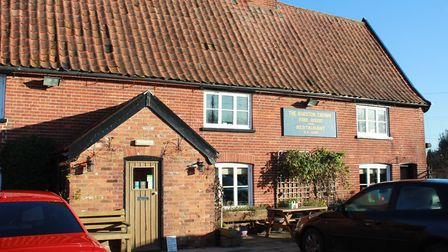 The Burston Crown. Picture: Harriet Orrell