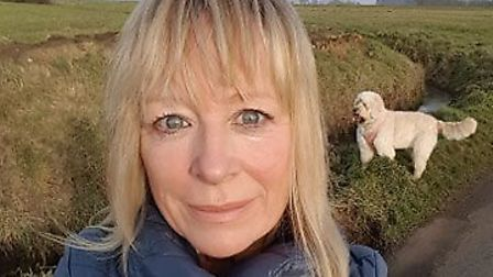 Tracy Jenkins is a hedgehog rescuer from Long Stratton. Photo: Tracy Jenkins