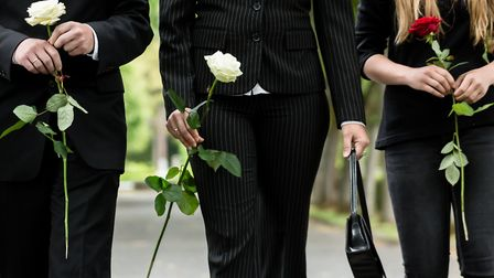 Close family members can still attend the ceremony. Picture: Getty Images