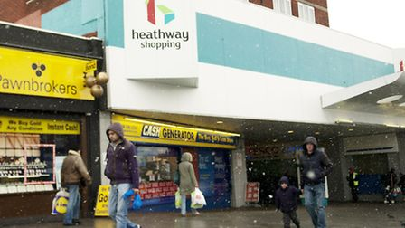 'Presence': High-visibility patrols helped to reduce robberies by half in the Heathway, Dagenham, an