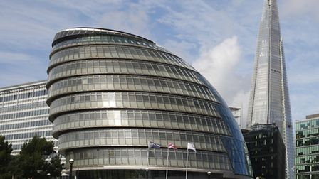 CITY HALL: Discussions are underway about the future of towns and high streets across the capital