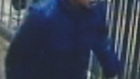 Appeal: Detectives would like to speak to this man caught on CCTV at Tower Gateway DLR on New Year's