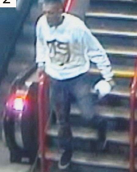 CCTV: Detectives would like to speak to this man caught on CCTV at Tower Gateway DLR on New Year's D