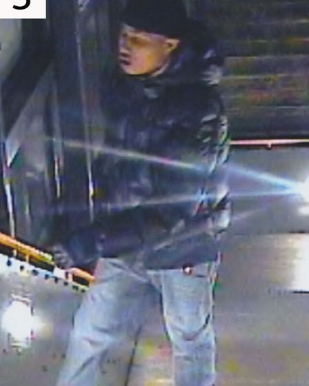 Tower Gateway: Detectives would like to speak to this man caught on CCTV at Tower Gateway DLR on New