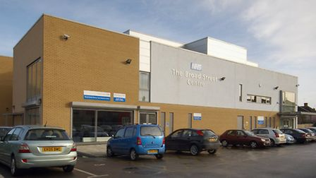 The Broad Street walk-in centre in Dagenham may be closed.