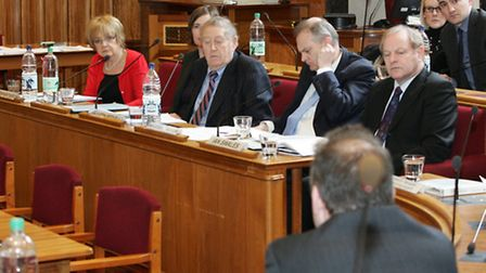 Parliamentary hearing on school places crisis.