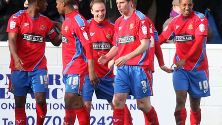 Win a Daggers season ticket by taking part in our compeition