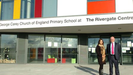 George Carey CofE Primary School is also located within the Barking Riverside development