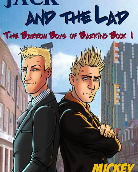 Book cover of Jack and the Lad