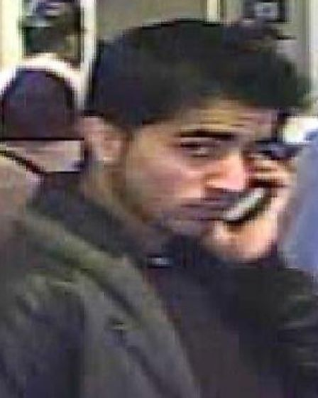 Police want to speak to this man in connection with a distraction burglary on June 13