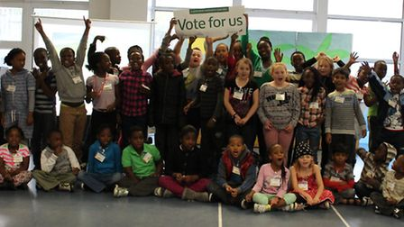 Barking Kidz Klub need your vote to be in with a chance of claiming a £3,000 prize pot