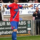 Rhys Murphy scored for the Daggers on Tuesday nigth at Southend. Pic: Dave Simpson/TGSPHOTO