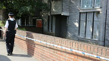 Ayesha Ali was found in Bedwell Court, Broomfield Road .