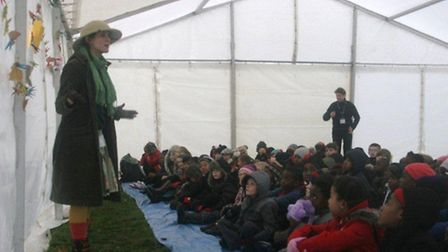 William Ford pupils learn about seasonal change