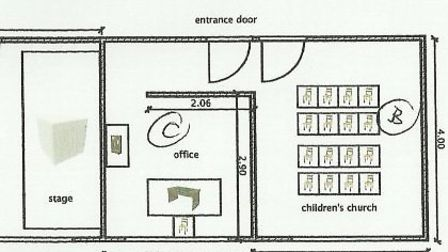 The plans include a separate section for children