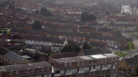 Barking and Dagenham must build more than 6,000 new homes in five years