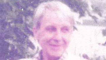 Bill Wycherley, whose daughter Susan has been found guilty of his murder (pic: Nottinghamshire Polic