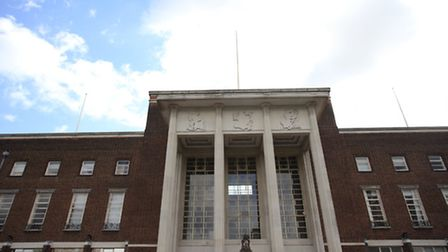 Early plans have been revealed to turn Dagenham Civic Centre into a school
