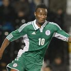 Jon Obi Mikel in action for Nigeria (Pic: Claudio Villa/Getty Images)