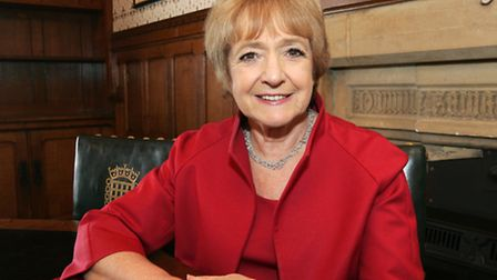 Margaret Hodge has not flat out denied rumours she might run for London mayor at the next mayoral el