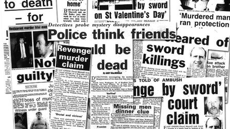 Newspaper clippings from the time supplied by lbbd Archives and Local Studies Centre