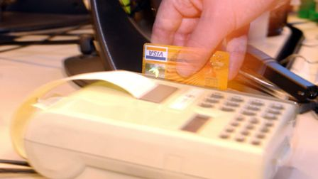 The 'stolen' data include credit and debit card details (pic: PA Wire)